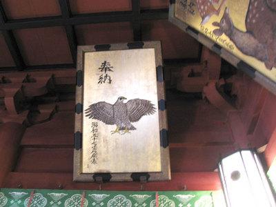 二荒山神社奉納絵